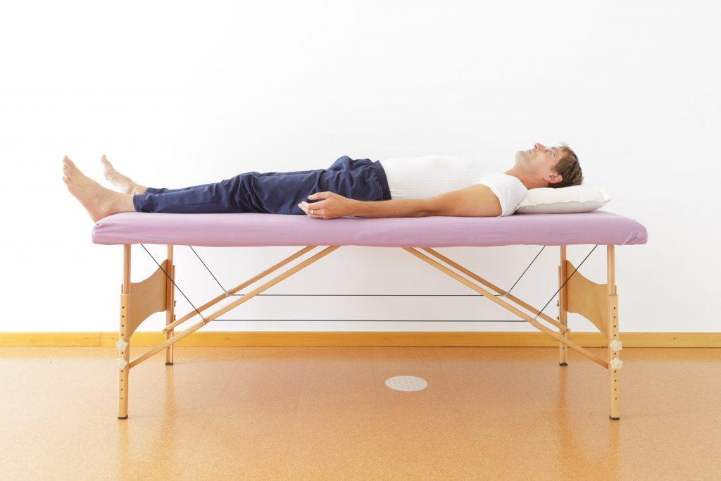Réharmonisation en étant couché